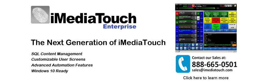 Enterprise iMediatouch